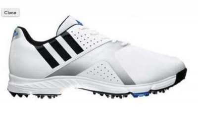 Playing golf this week - Adidas Powerband LT WD  Golf Shoes UK 10 1/2
