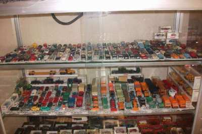 H0 Model German Car Collection