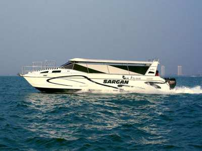 44' Aquacat High-speed catamaran