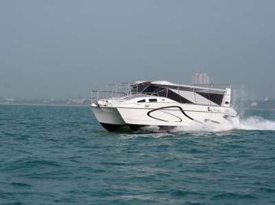 44' Aquacat High-speed catamaran