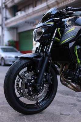 Kawasaki z650 2018 ABS