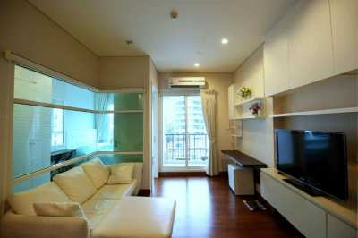 Luxury Condo near BTS Thonglor for Rent / Sale, 1 BR, Fully Furnished