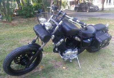 YAMAHA VIRAGO 600 CC (Harley Davidson Style and Sound)