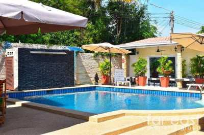 Na Jomtien Guesthouse - Lifestyle + Business Opportunity
