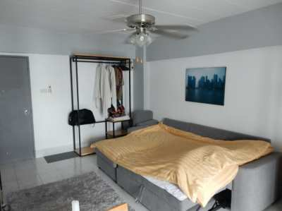 HOT PRICE STUDIO Bangkok near THE Mall Bangkae RED CHANOD
