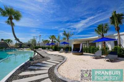 Not just another L-shaped 3 bed pool villa, check this out!