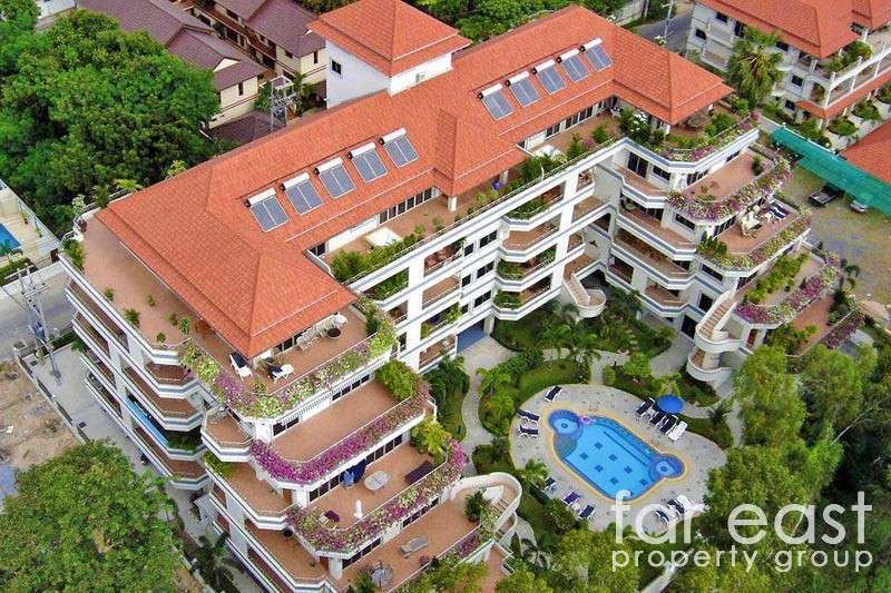 Reduced 1.5 Million Baht! Stunning Pratumnak 3 Bedroom