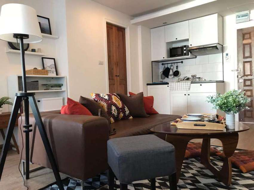 Hillside2 Nimman Main Road Floor6 Good Cozy Design 45sqm Room Owner