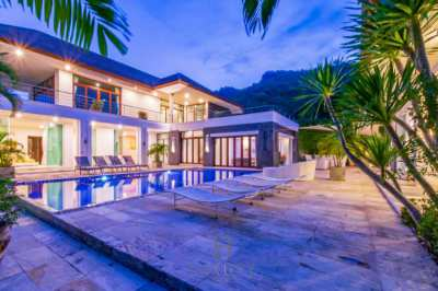 HOLIDAY HOME: Luxury 5 Bedroom Pool Villa With Tropical Garden!