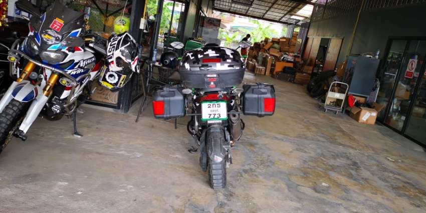 Honda XADV 750cc 2017 21000Kms Full options