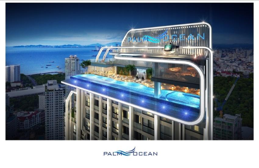 Palm Ocean Pattaya Luxury Condominium Development