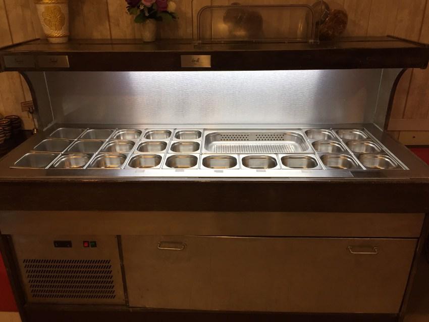 2 Buffet display fridges