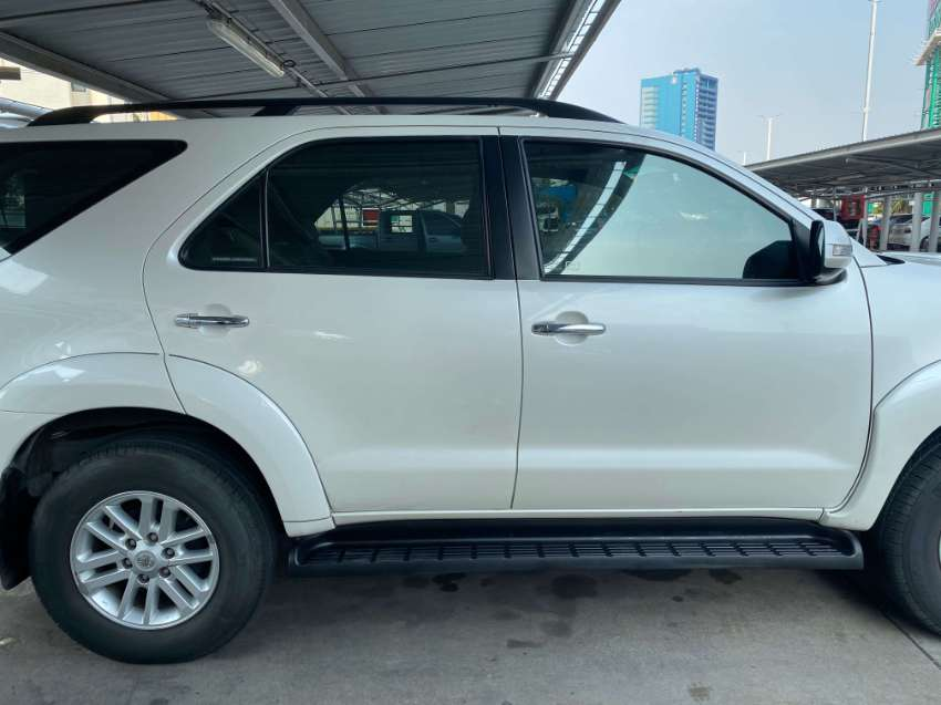Perfect Condition Toyota Fortuner Top Model for SALE