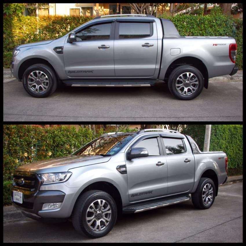 Ford Ranger Wildtrak 2.2 2016 Excellent Condition