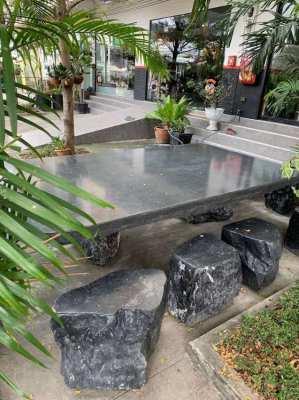 Beautiful Granite Table for Sale