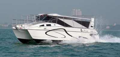 2013 Aquacat44 - High Speed Catamaran