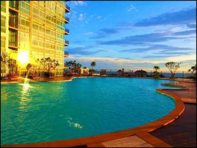 Brand New The Grand Condo 2 Bed /Sea View for Rent on Great Location
