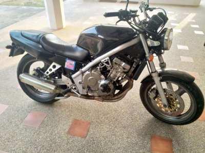 Honda CB1 BARGAIN*75.000**