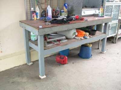 Work tables - Very sturdy
