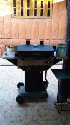 Barbeque grill made by Holland in USA