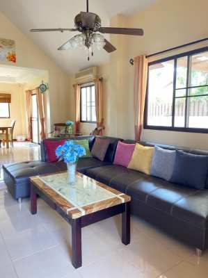 Single House 3 Bedrooms For Sale in Siam Country Club Pattaya