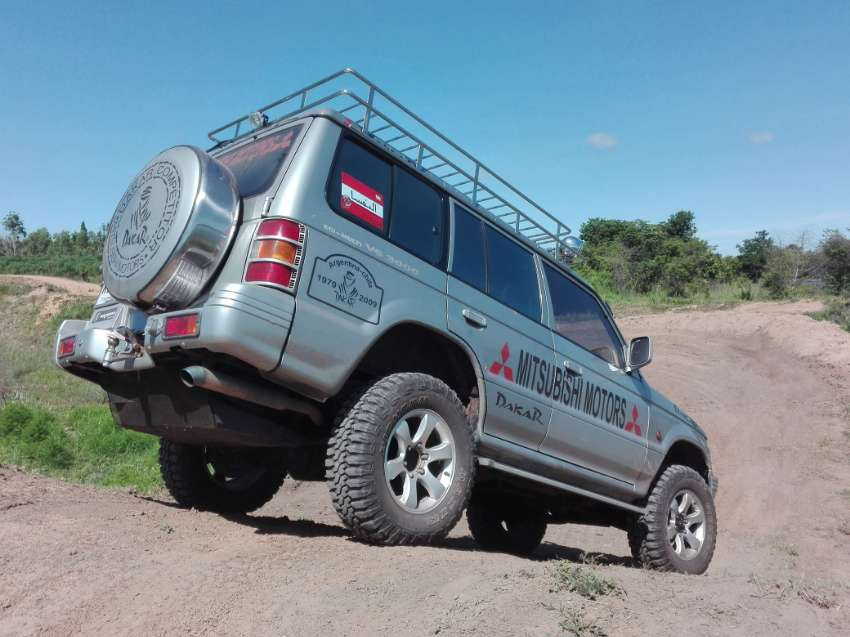 Mitsubishi Pajero Dakar Expedition 3,0 Edition