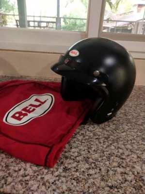 BELL 500 helmet Matte Black