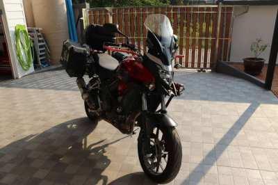 Honda CB500X ABS 2018 Tourer