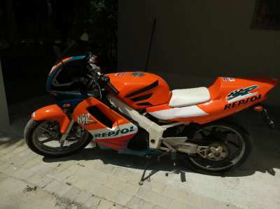 nsr 150 sp reduced