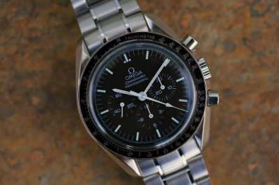Rare Omega Speedmaster Moonwatch Ref. 3572.50