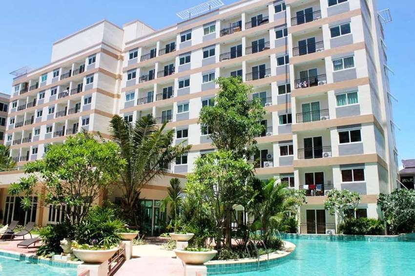 Modern, fresh 1bedroom unit, with FINANCE: Pay 300 000THB and move in!