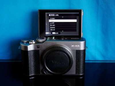 Fuji Fujifilm X-A5 24.3MP 4K Video Dark Silver Body