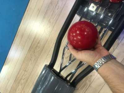 Mini-Bowling AMF-QUBICA themed bowling! A lot of FUN!