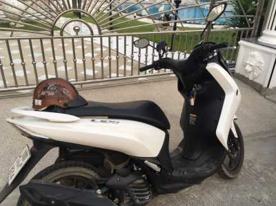 Yamaha Lexi 125i - 8 month old only