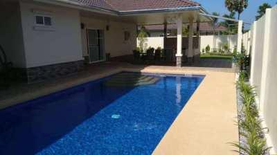 WOW! LOCATION! 3Bdr Pool Villa Walk to White Sands Beach Khao Kalok!