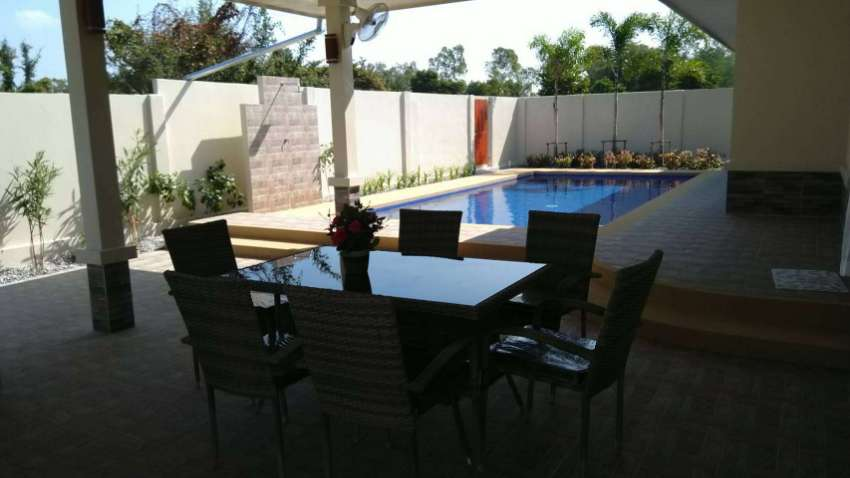 WOW! LOCATION! 3Bdr Pool Villa Walk to White Sands Beach Khao Kalok!