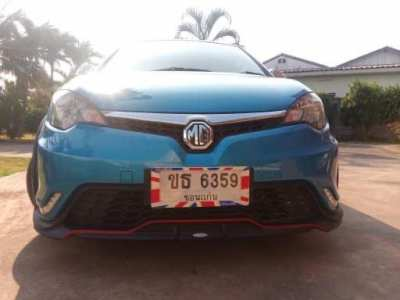MG3 - low mileage - excellent condition