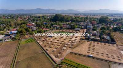 (LS331-04) Great Plot of Land for Sale in Luang Nuea, Doi Saket