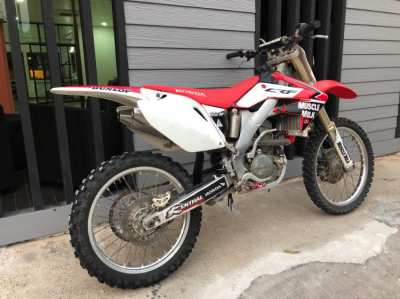 Honda CRF 250 R 2013 for sale