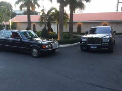 500 SEL W126 full equipment