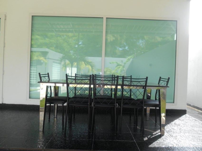 Granite & Stainless Big Table