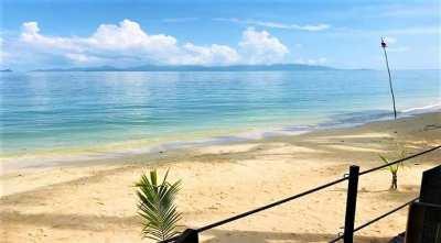 For sale beach restaurant in Koh Samui