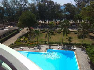 Condo For Sale On Mae Ramphueng Beach.. Only 1,295,000 baht