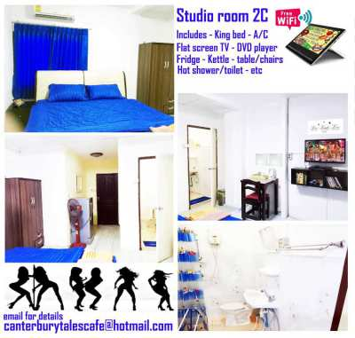 Apartment for rent - good monthly deals