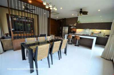 House for Sale at Garden Ville in Huay Yai.