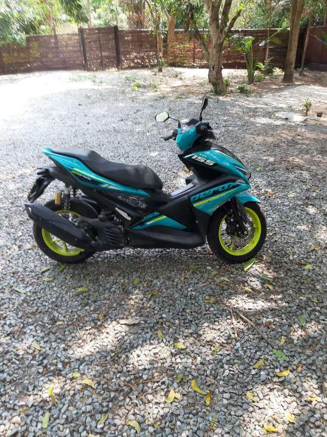 Yamaha Aerox 155 R, 3 month old