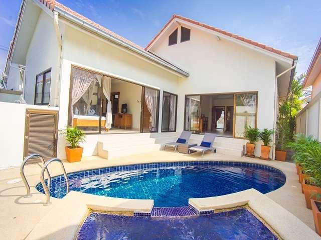 HS1540 Jomtien House , 3 bed for Sale