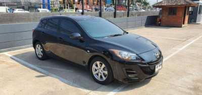 2012 Mazda 3 model S 1.6 Black