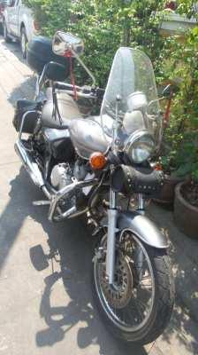 Kawasaki Boss 174cc with many extras