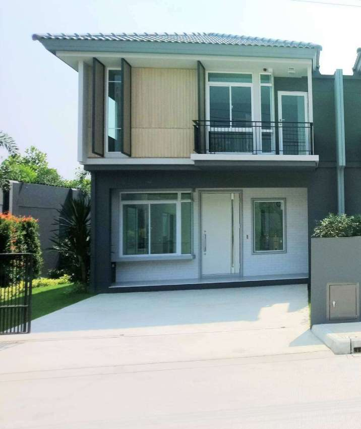 Twin house for sale after Rim 2 storey detached house style INIZIO3